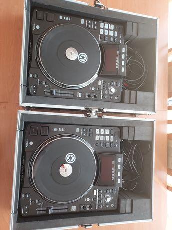 DENON SC 3900 DJ . Konsola