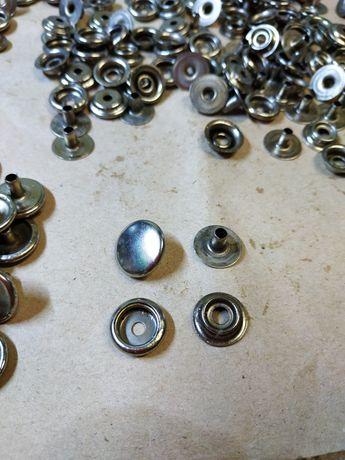 кнопка металлическая фурнитура