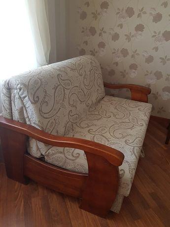 Срочно. Диван  софа кровать бу в отличном состоянии.