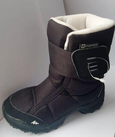 Зимнее сапоги-ботинки 27 размера Decathlon
