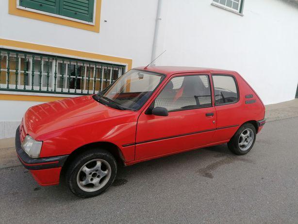 Peugeot 205 XAD 95