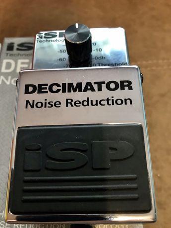 Подавитель шума Decimator Noise reduction ISP