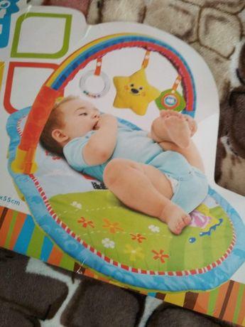 Дуга коврик для новорожденного