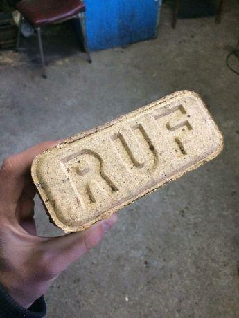 RUF. Топливный брикет.