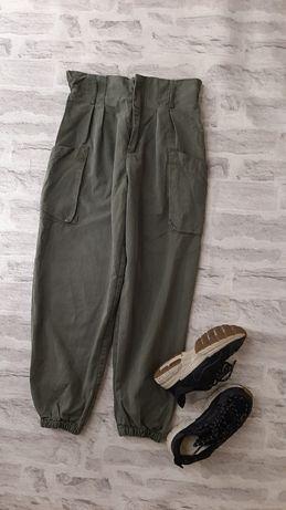 Zara 146-152 см. Брюки / джинсы / штаны слоучи для девочки.