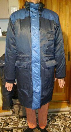 Куртка рабочая утепленая XL