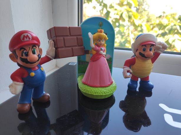 Nintendo, mario, Марио, игрушка, коллекция, фигура