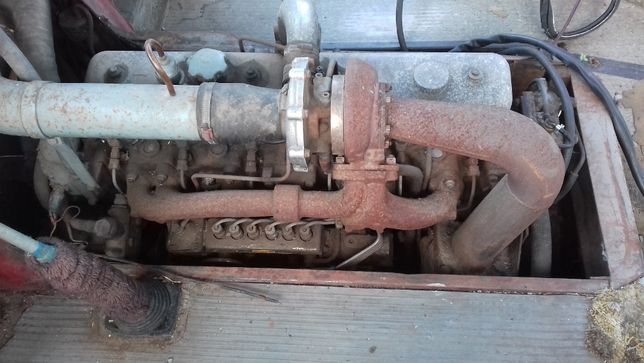 Продам двигатель Volvo 6.7