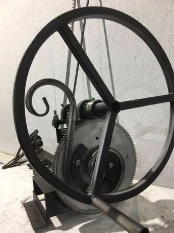 Станок для ковки БК-3 (Блок усиления, улитка, торсион, корзинки)