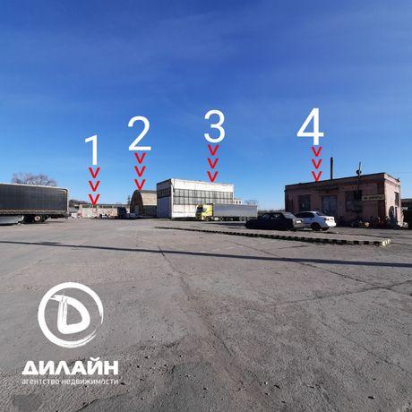Промплощадка в районе Запорожстали и ДСС