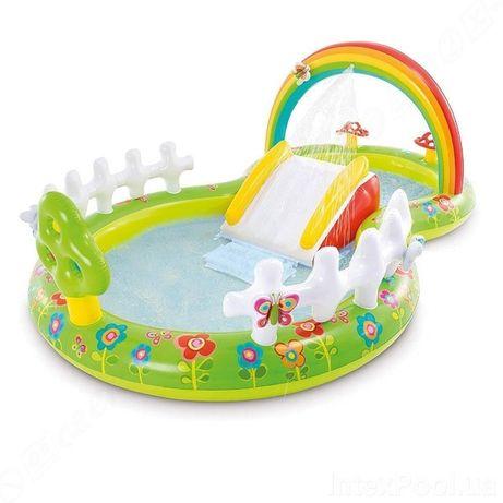 Летняя развлекательная Детская Водная площадка