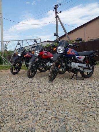 Мотоцикл  Bajaj BOXER X150