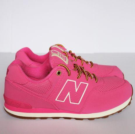 Розовые кроссовки new balance 574 оригинал новые