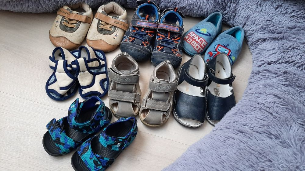 Обувь на мальчика, сандали, тапки для дома и улицы Харьков - изображение 1