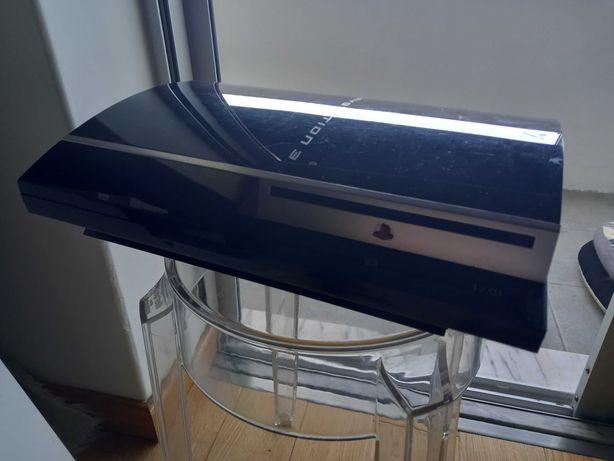PS3 Original Fat 500GB com problema em ligar