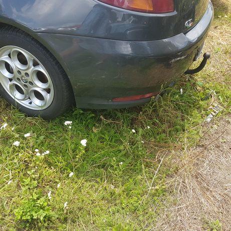 Zderzak tył tylny Alfa Romeo GT z czujnikami Lublin kod lakieru 639