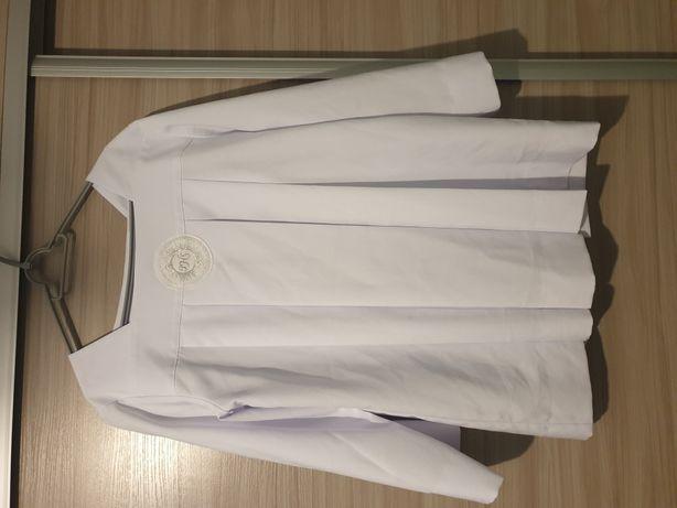 Alba komunijna 140/146 + 2 koszule