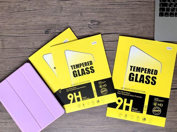 Защитное стекло iPad 10.2 закаленное плотность 9H на АЙПАД