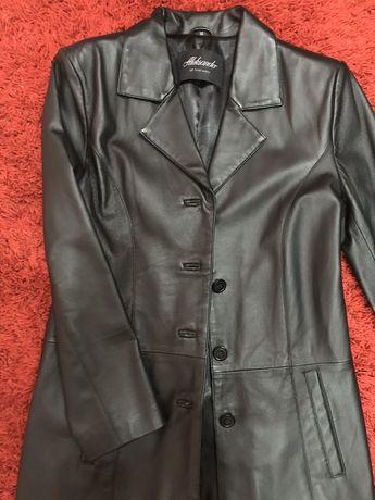 Кожаная куртка фирменная Alessandra of Norwy