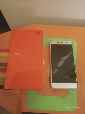 Продам Huawei Y6 Pro gold