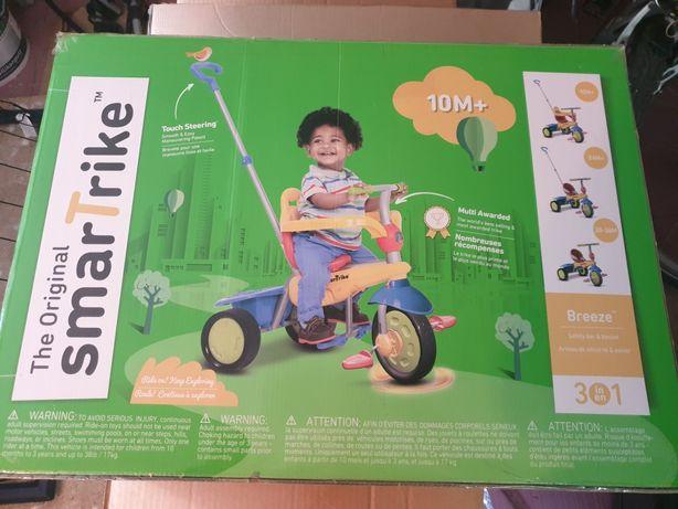 Rowerek 3 kolowy Smart Trike 3w1
