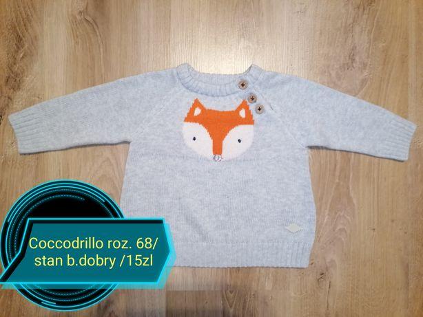 Sweter coccodrillo roz 68