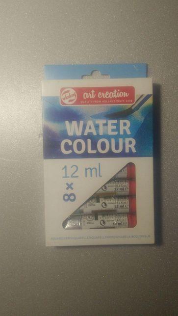 Набор акварельных красок ArtCreation 8*12 мл, Royal Talens
