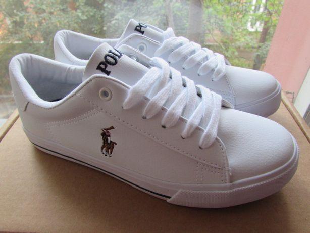 Подростковые сникерсы, кроссовки унисекс Polo Ralph Lauren