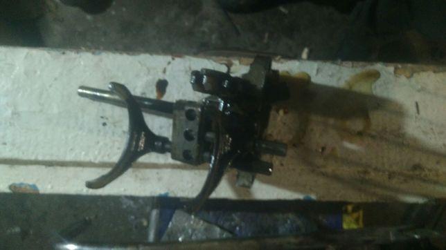Продам механизм переключения кпп таврия