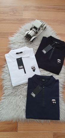 Koszulka polo męska Karl Lagerfeld