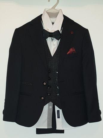 Нарядный костюм выпускной / школьный Herdal (Турция), рост 116
