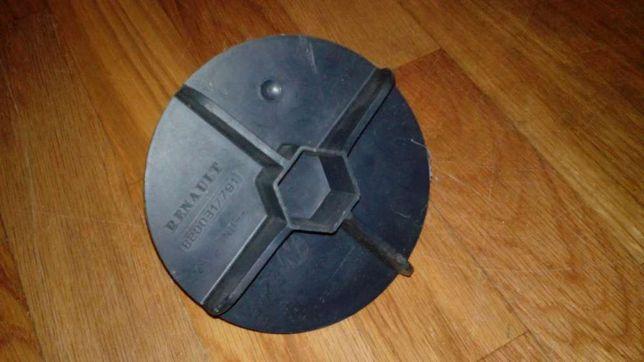 Arrumo esferovite pneu suplente megane II
