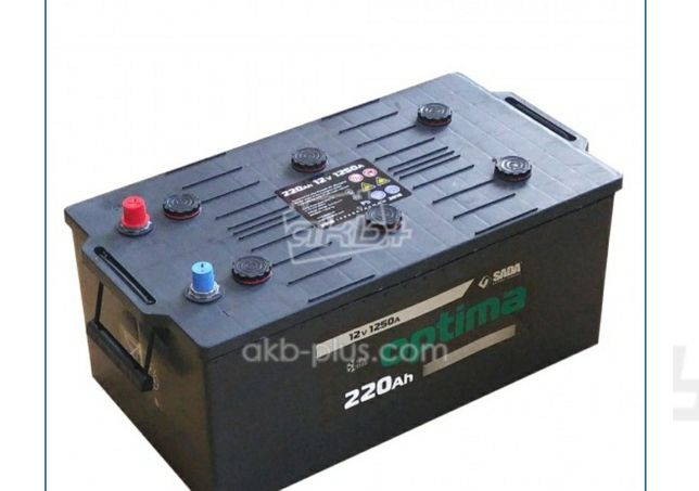 Акумулятятори OPTIMA TRUCK 190.200 220,225,230