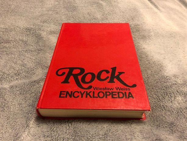 Wiesław Weiss - Rock. Encyklopedia rocka książka w twardej oprawie
