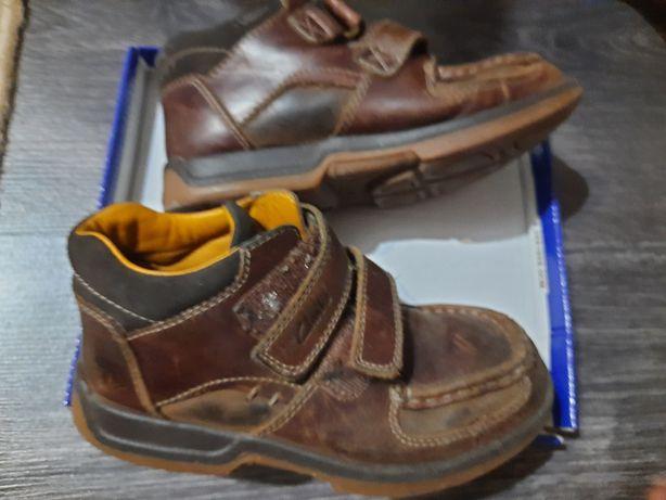 Осенние туфли  Clarks