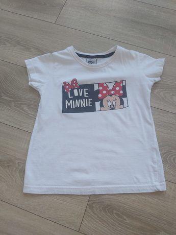 T-shirt minne rozmiar 134