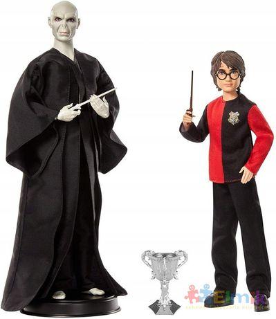zestaw harry potter lord voldemort 2 lalki figurki