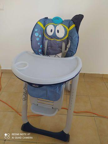 Cadeira refeição bebé Chicco Polly
