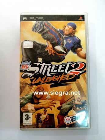 Street 2 unleashed PSP