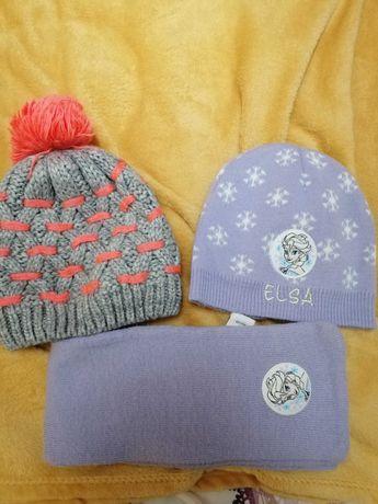 2x  czapka i i szalik