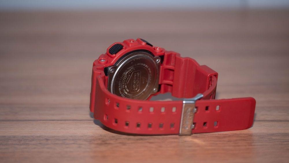 Casio G-shock Czerwony Wieluń - image 1