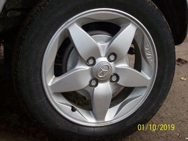 диск титановый легкосплавный авто jac j2