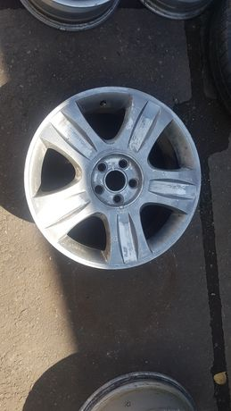 Felga aluminiowa pojedyncza ford 5x108 18 cali 1s7j-ea