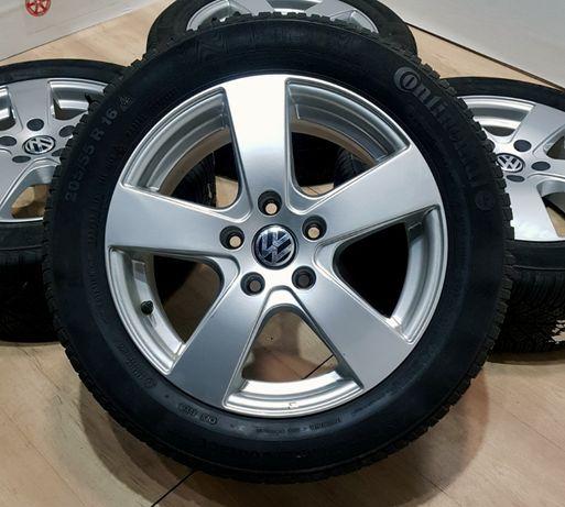 Диски VW R16 5x112 Passat Golf Caddy Touran Skoda Octavia Audi Seat бв