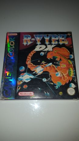 Gra oryginalna R Type DX Nintendo Game Boy Unikat
