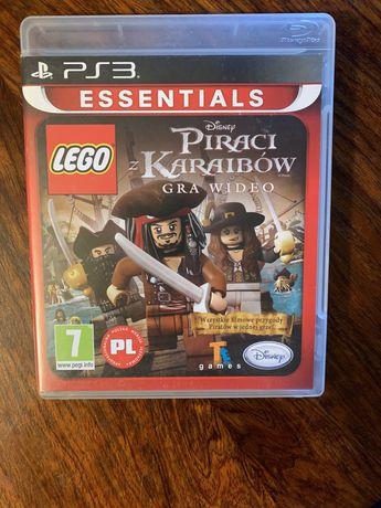 Lego Piraci z Karaibów Ps3