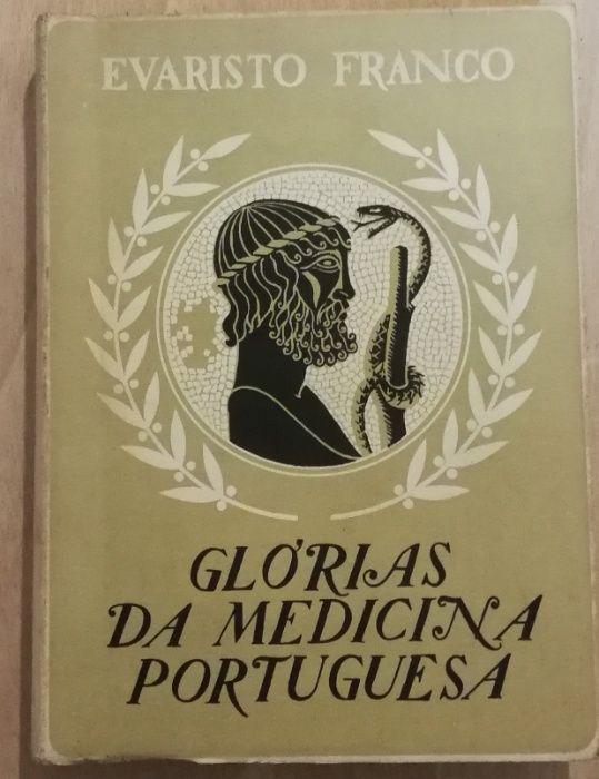 glórias da medicina portuguesa, evaristo franco Estrela - imagem 1