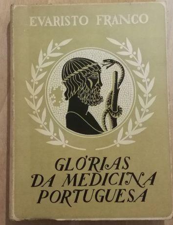 glórias da medicina portuguesa, evaristo franco