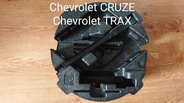 Органайзер в запаску Chevrolet Cruze, Trax.