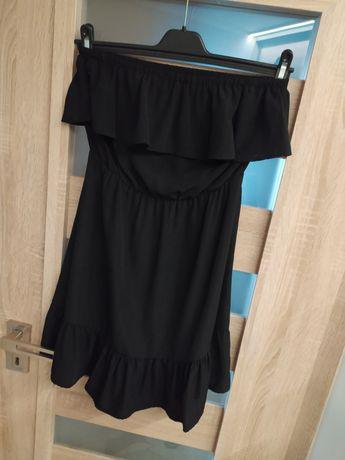 Sukienka hiszpanka czarna House rozm. XS/S